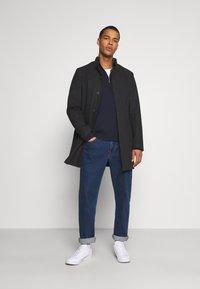 Newport Bay Sailing Club - COAT - Classic coat - grey - 1