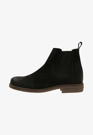 EMANUEL - Kotníkové boty - black