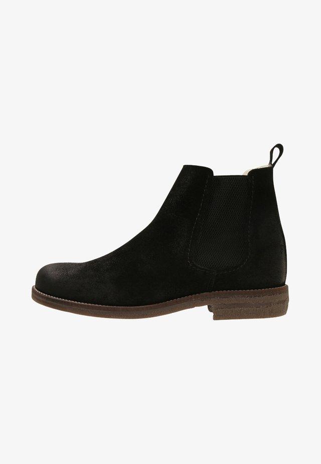 EMANUEL - Classic ankle boots - black