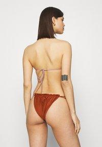 JANTHEE - AMY BOTTOM - Bikiniunderdel - choco - 2