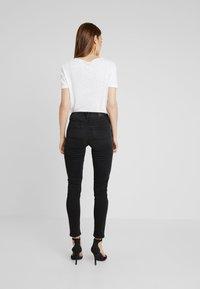 Esprit - Jeans Skinny Fit - black dark wash - 2