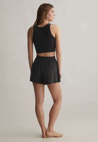 OYSHO - Pantaloni del pigiama - black - 1