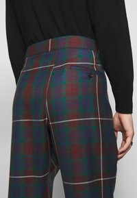Vivienne Westwood - ALCOHOLIC TROUSERS - Trousers - brown - 3