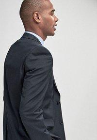 Next - STRETCH TONIC SUIT: JACKET-SLIM FIT - Suit jacket - blue - 3
