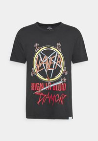 Diamond Supply Co. - REIGN IN BLOOD TEE - Print T-shirt - black - 3