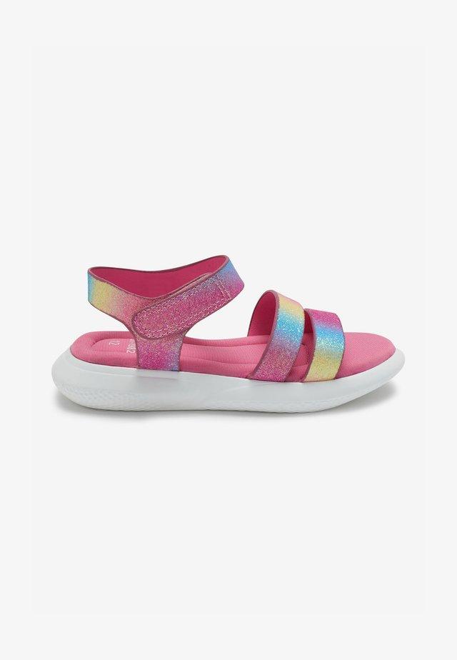 Sandały - multi-coloured