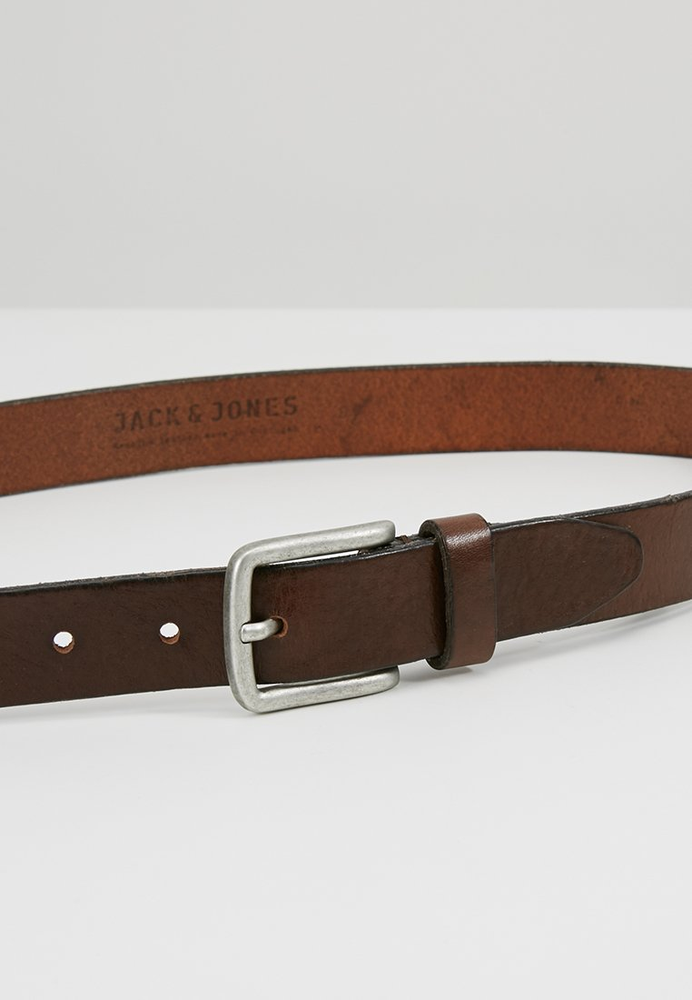 Jack & Jones JACLEE BELT Gürtel black coffee/dunkelbraun