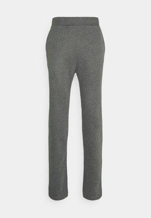 LOUNGE JOGGERS - Pantalón de pijama - mottled dark grey