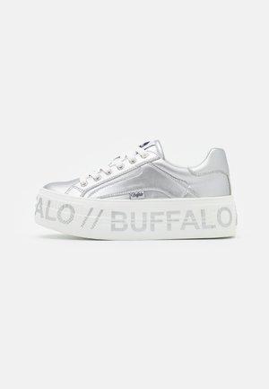 VEGAN PAIRED  - Sneakers basse - silver metallic