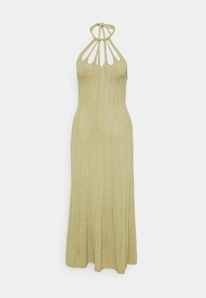 DAWN DRESS - Jumper dress - khaki