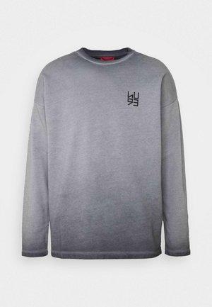 DATUE - Sweatshirt - silver