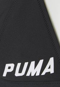Puma - SWIM WOMEN - Bikini top - black - 2