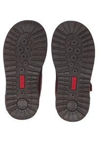 Primigi - PLAY CASUAL - Touch-strap shoes - bordeaux - 3