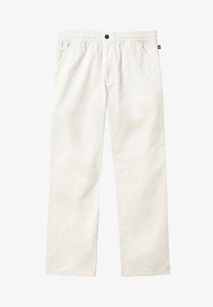 MN MUNICIPLE - Trousers - antique white