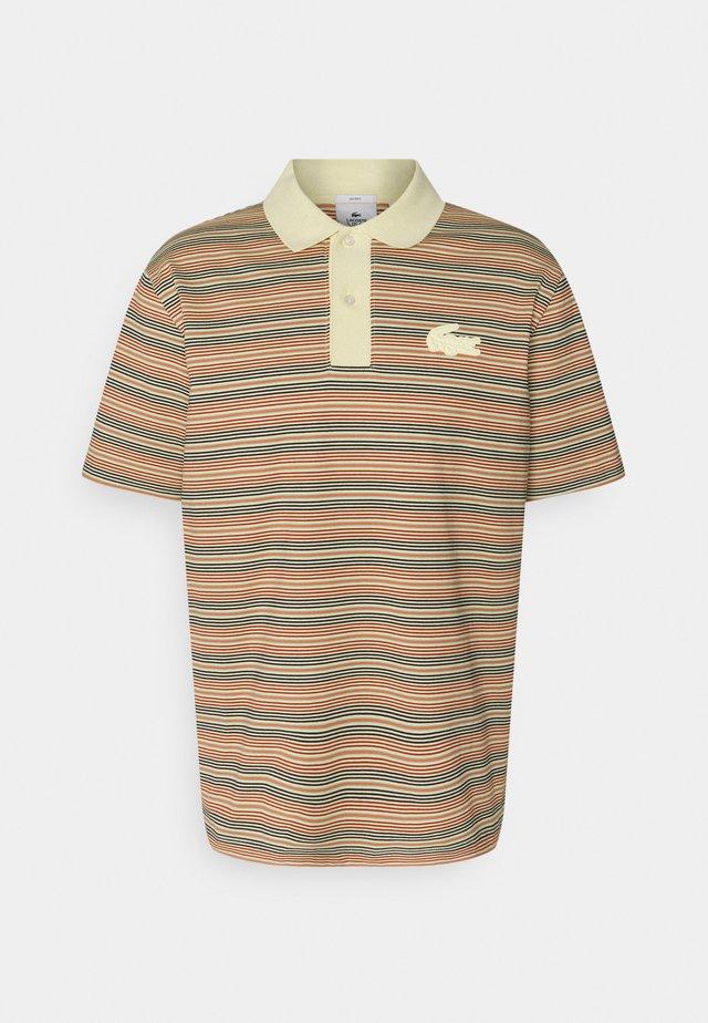UNISEX - Poloshirts - briquette/multicolour