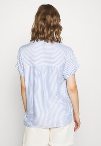 New Look - Button-down blouse - blue pattern - 2