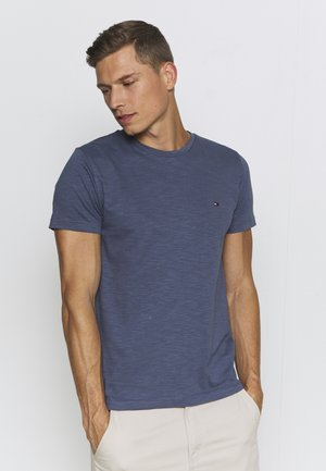 SLUB TEE - T-shirt basique - faded indigo