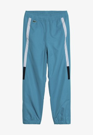 TENNIS PANT - Tracksuit bottoms - cuba/white/navy blue