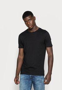 Jack & Jones - T-shirt - bas - black - 0