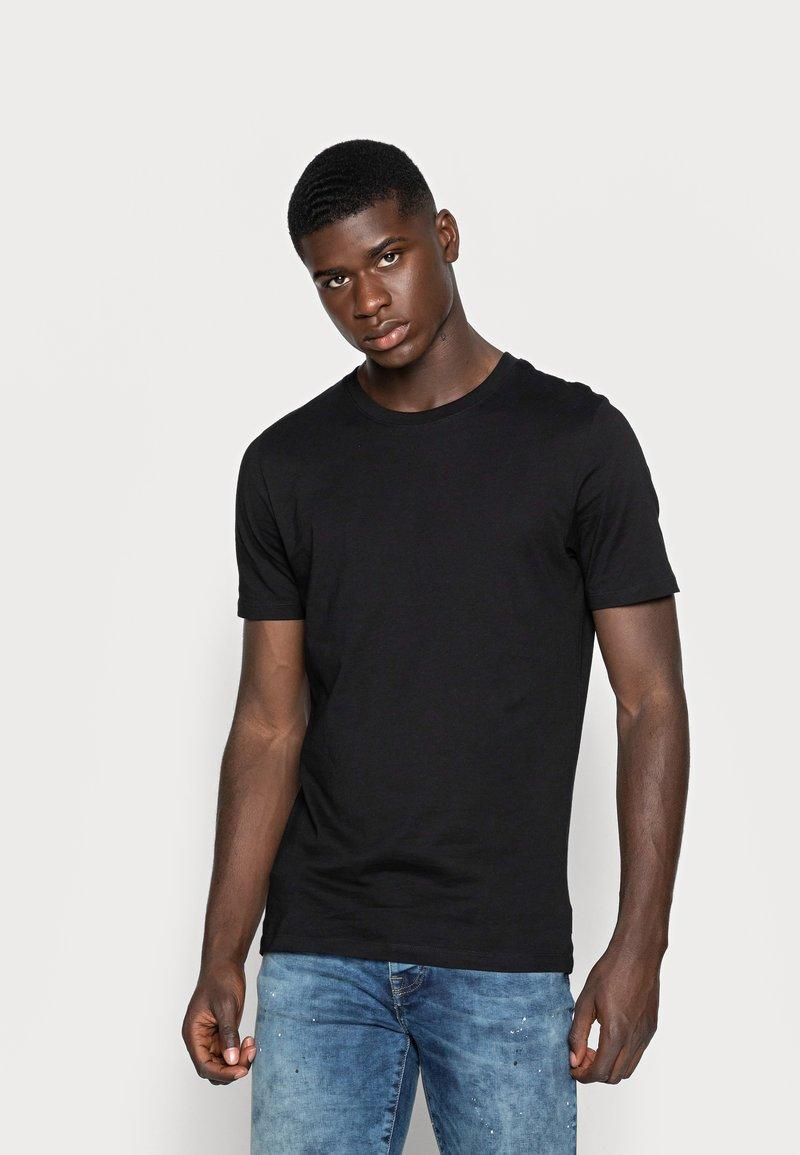 Jack & Jones - T-shirt - bas - black