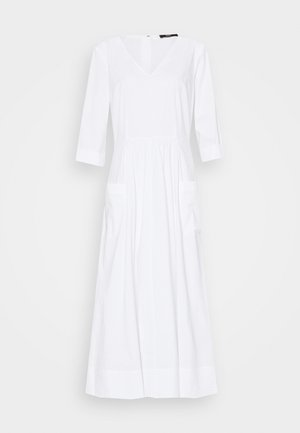 EVE SUMMER DRESS - Freizeitkleid - white