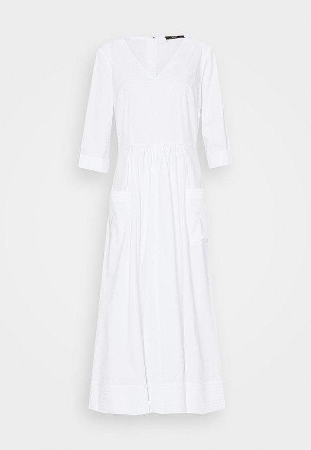 EVE SUMMER DRESS - Denní šaty - white