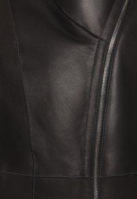 STUDIO ID - CLASSIC COAT - Winter coat - black - 7