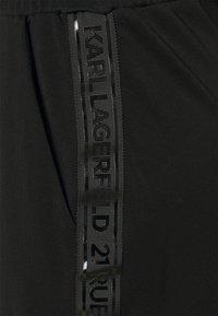 KARL LAGERFELD - Overal - black - 2