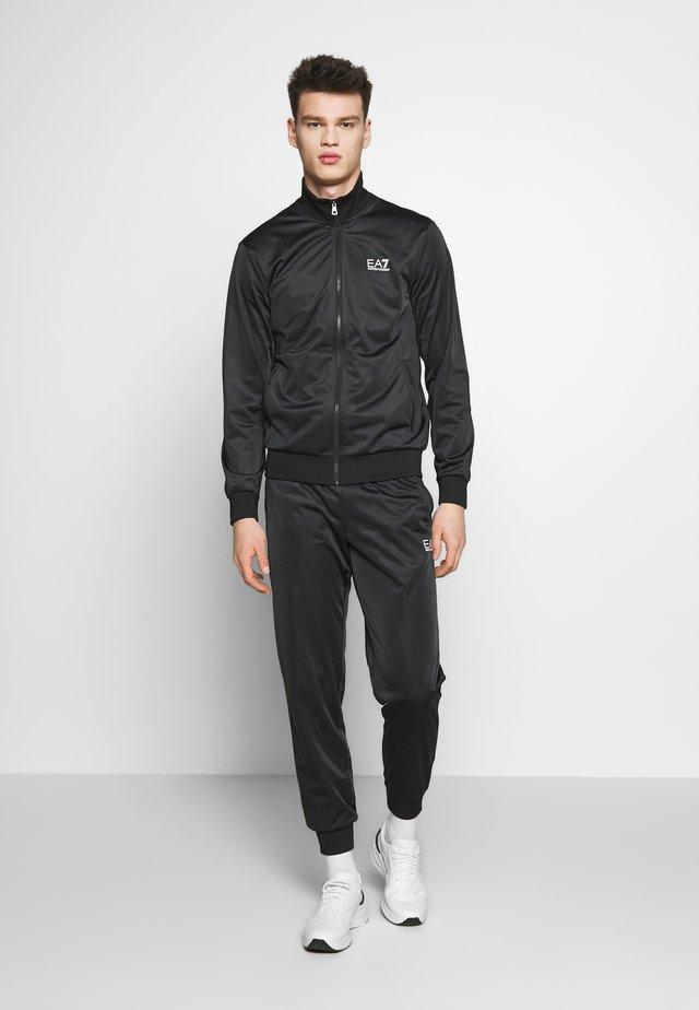 TUTA SPORTIVA - Trainingsanzug - black