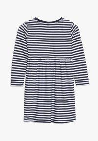Zalando Essentials Kids - 2 PACK - Jersey dress - peacoat/winter white - 1