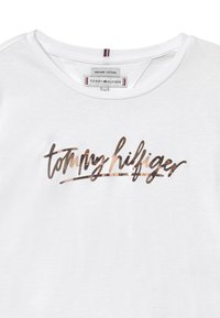Tommy Hilfiger - VINYL - Long sleeved top - white - 3