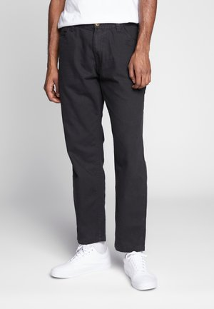 FAIRDALE - Pantaloni - black