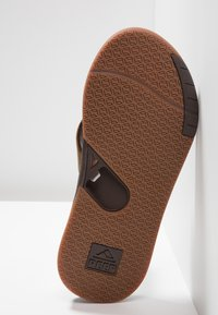 Reef - FANNING LOW - Infradito - brown - 4