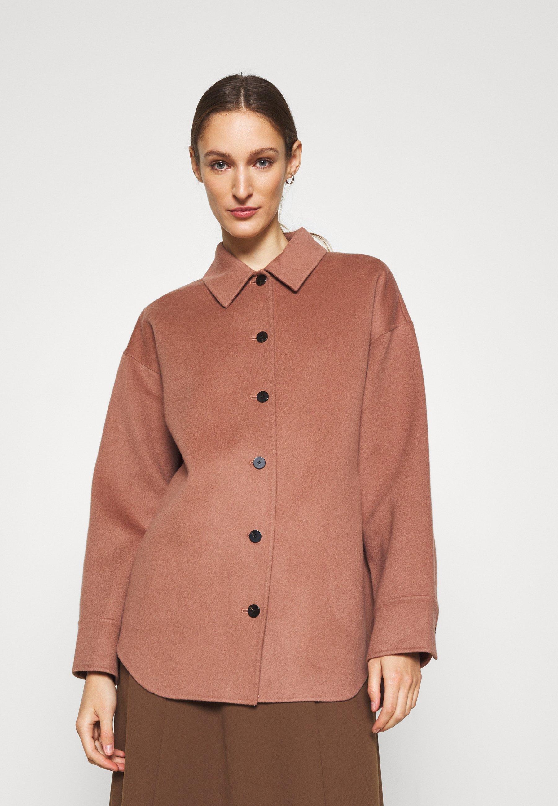Women SHIRT LUXE - Short coat