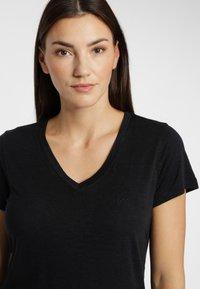 Lee - T-shirt basic - black - 3