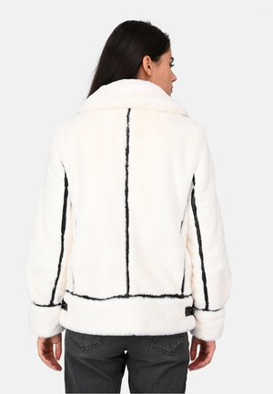 CULTURE - Light jacket - ivory