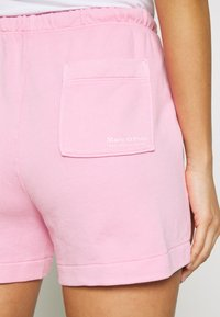 Marc O'Polo - ATTACHED POCKETS - Shorts - sunlit coral - 4
