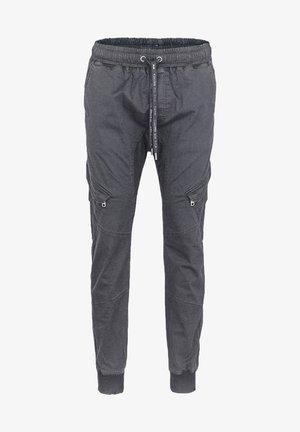 BONO - Cargo trousers - vintage grey