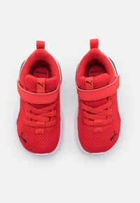 Puma - ANZARUN LITE UNISEX - Neutral running shoes - poppy red/white - 3