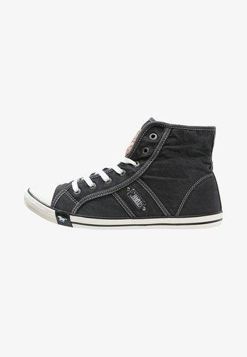 Sneakersy wysokie