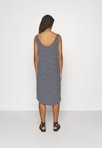 Vila - VIDINA DRESS - Vestito di maglina - navy blazer - 2
