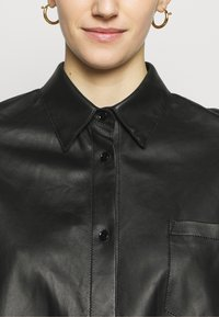 MM6 Maison Margiela - Blouse - black - 5