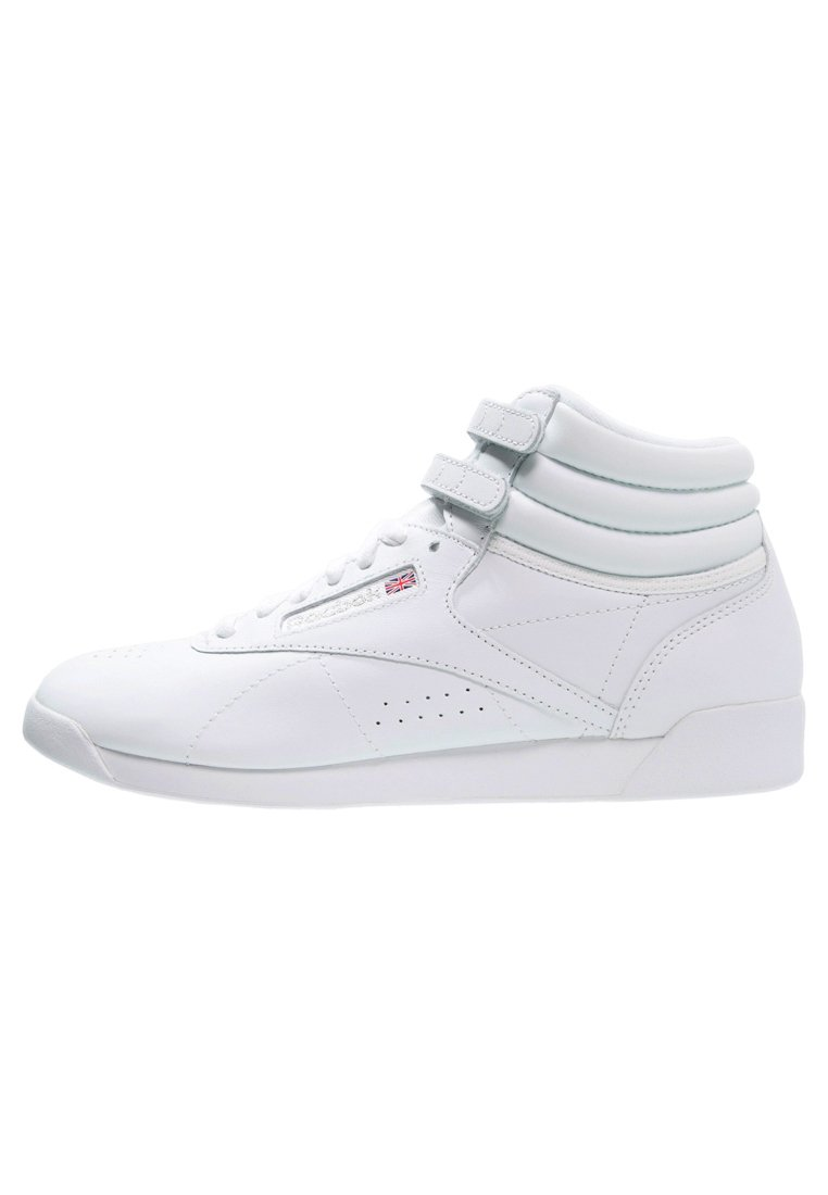 Women FREESTYLE HI LIGHT SOFT LEATHER SHOES - High-top trainers