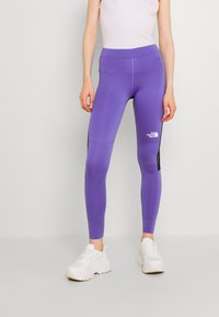 The North Face - TIGHT - Leggings - Trousers - pop purple - 0