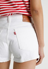 Levi's® - 501 HIGH RISE - Szorty jeansowe - in the clouds - 5