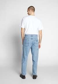 Obey Clothing - HARD WORK CARPENTER - Jeans relaxed fit - light indigo - 2