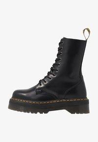 JADON HI - Kotníkové boty na platformě - black