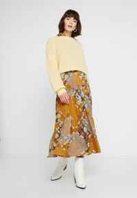 Second Female - MALTE SKIRT - A-line skirt - chai tea - 1