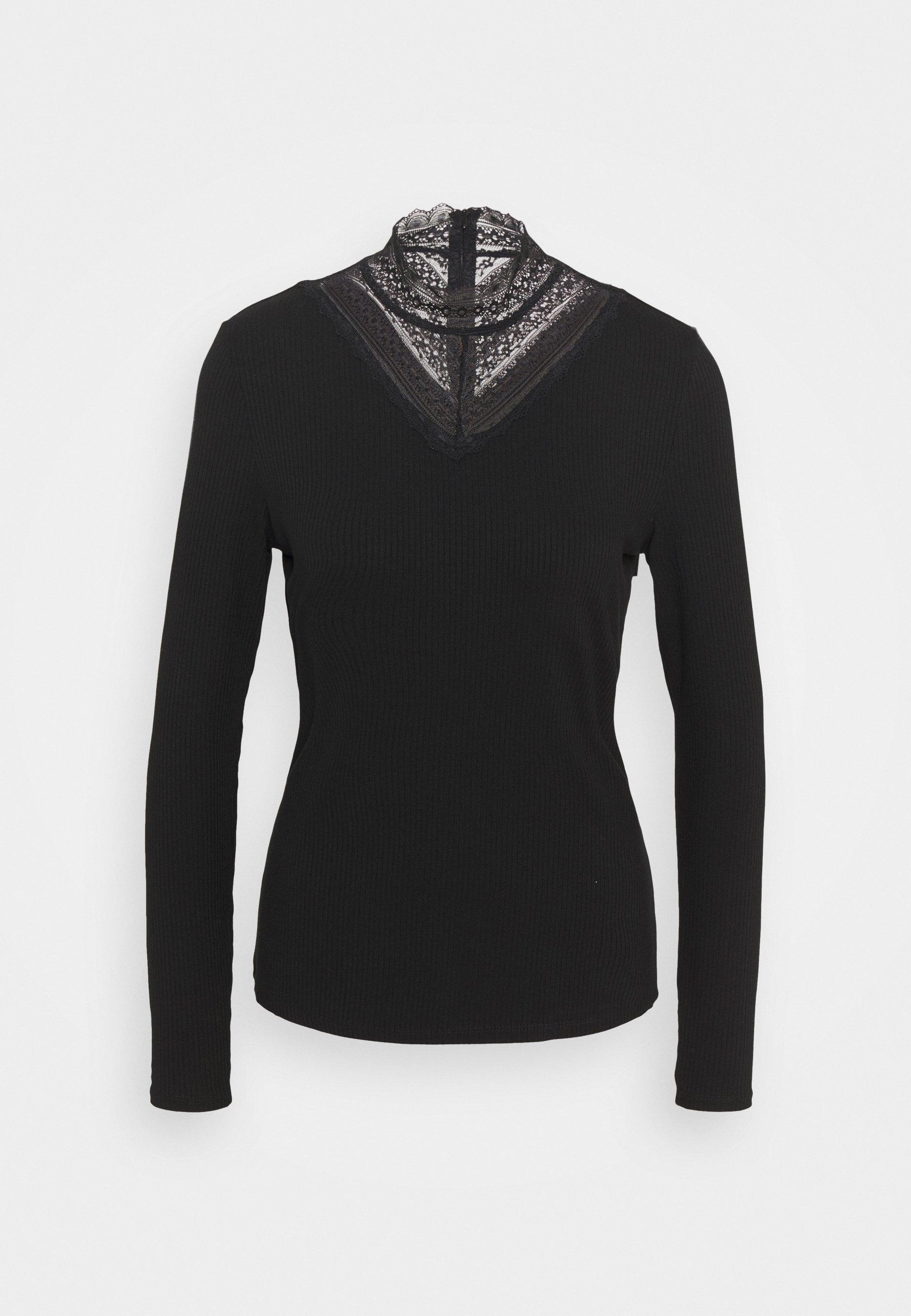 Women VISOLITTA RIB - Long sleeved top