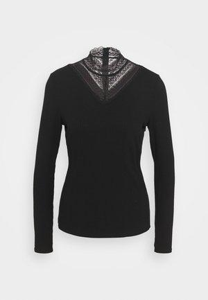 VISOLITTA - Maglietta a manica lunga - black